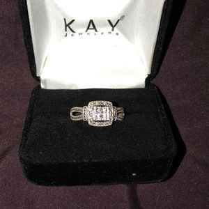Ring from Kay Jewelers